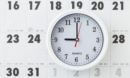 変形労働時間制とは?正しい運用のためのシフト表自動作成のススメ