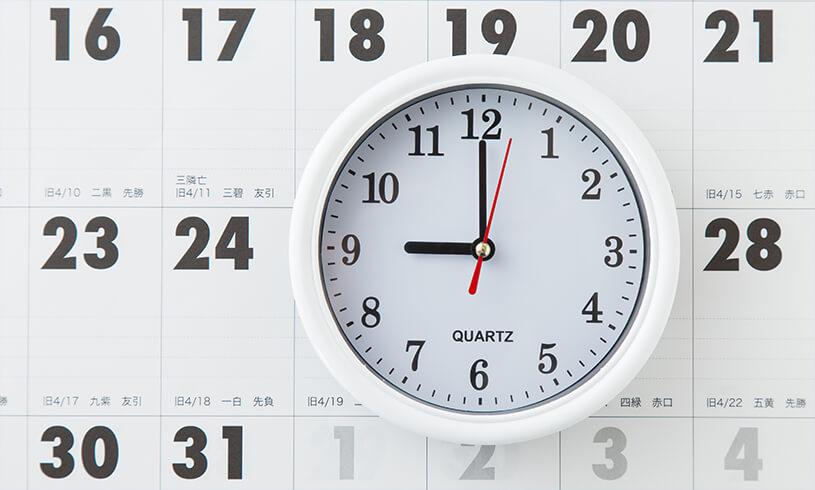 変形時間労働制とは?正しい運用のためのシフト表自動作成のススメ