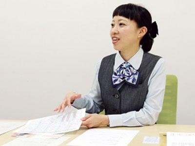 株式会社JR西日本交通サービス 営業部 遠隔システムコールセンター スーパーバイザー小﨑氏