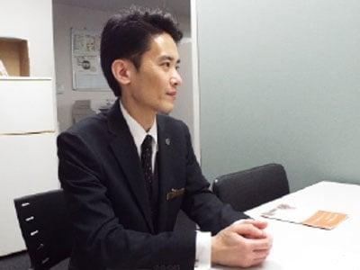 運営管理部ITの山口正太郎氏