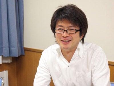 介護係長の永野 健児氏