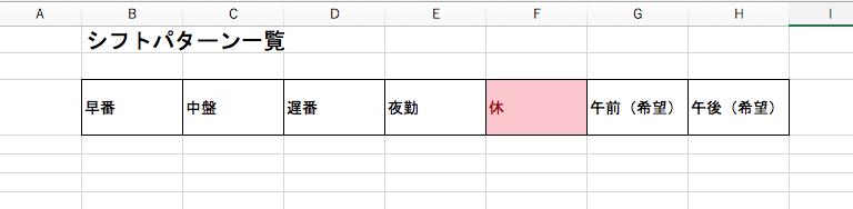 Excelの条件付き書式の設定画面3